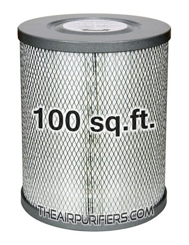 Amaicare 7500 BiHEPA Easy Twist HEPA Filter