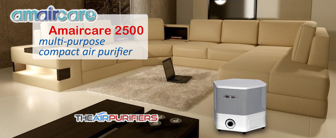 Amaircare 2500 HEPA Air Purifier at TheAirPurifiers.com