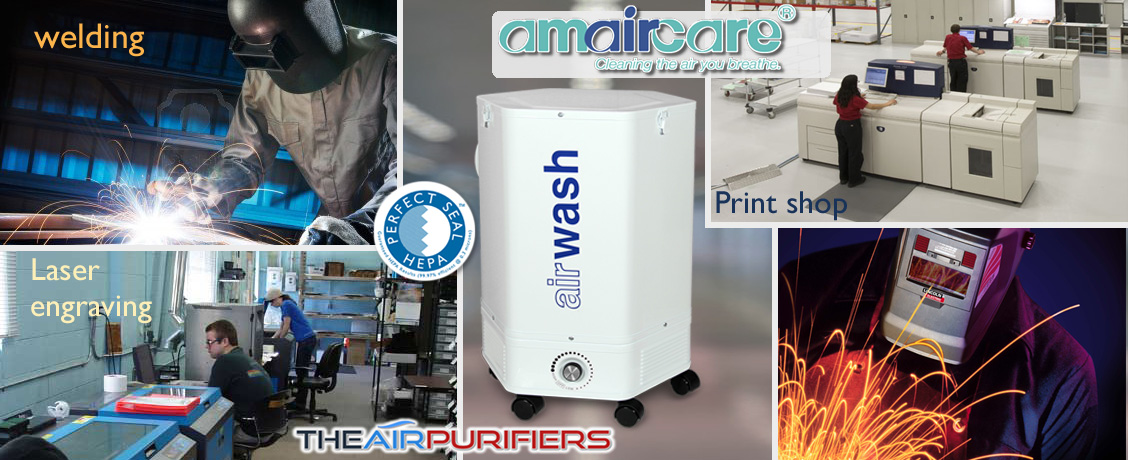 Amaircare 4000 VOC CHEM air purifier at TheAirPurifiers.com