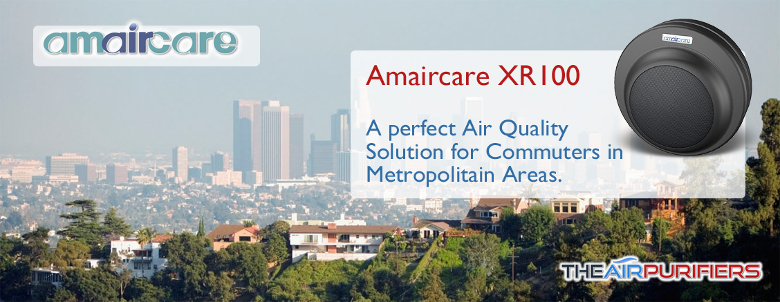 Amaircare XR100 Auto air purifier