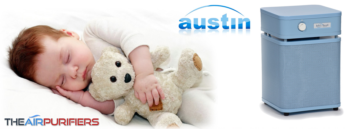 Austin Air Baby's Breath Air Purifier HM205 at TheAirPurifiers.com