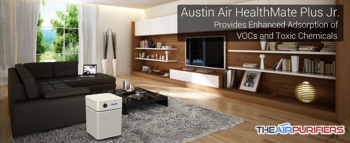 Austin Air HealthMate Plus Junior at TheAirPurifiers.com
