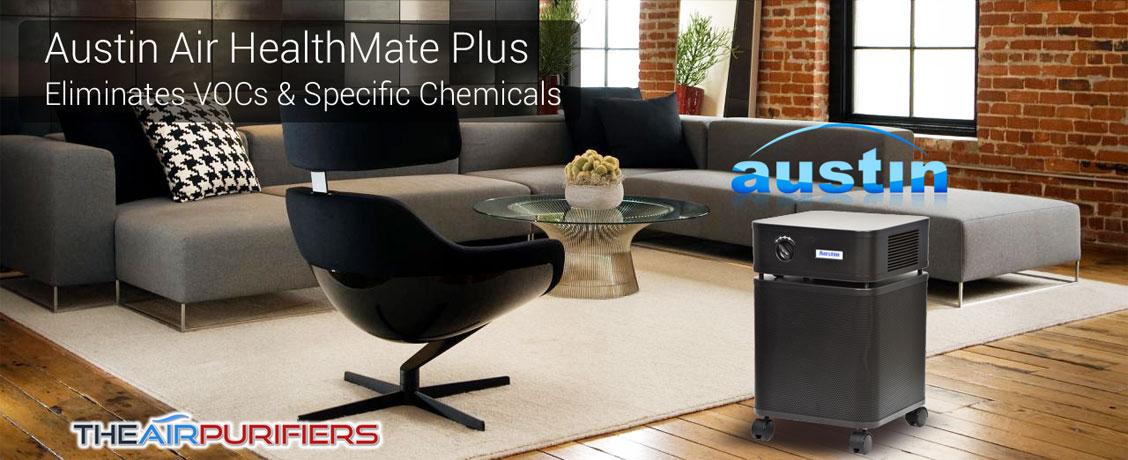 Austin Air HealthMate Plus Superblend Air Purifier at TheAirPurifiers.com