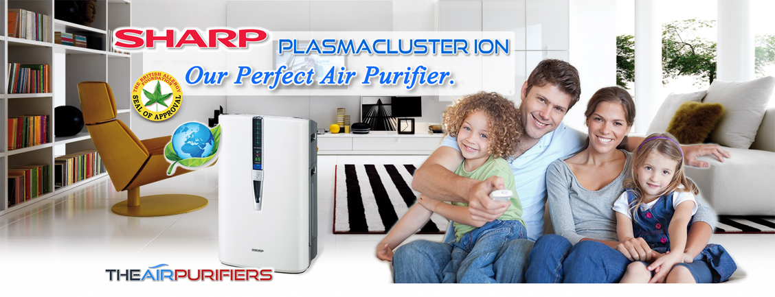 Sharp Plasmacluster Air Purifiers / Humidifiers / Sterilizer