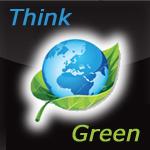 Sharp FP-F50UW (FPF50UW) Green Air Purifier