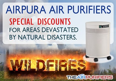 AirPura Air Purifiers Natural Disaster Discount